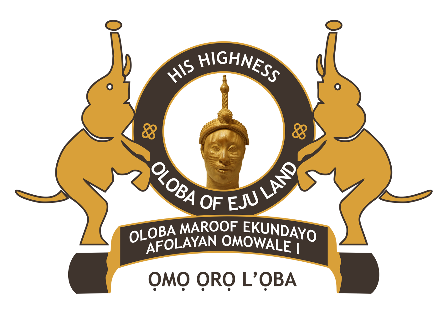His Highness, Oloba Maroof Ekundayo Afolayan